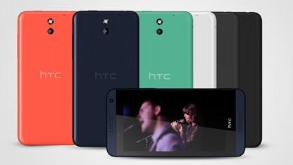 Das neue HTC Desire 610