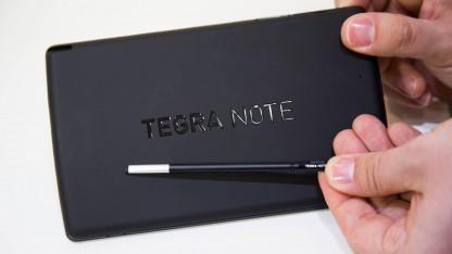 Das Tegra Note von Nvidia