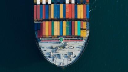 Containerschiff: abends zu Hause statt monatelang auf See