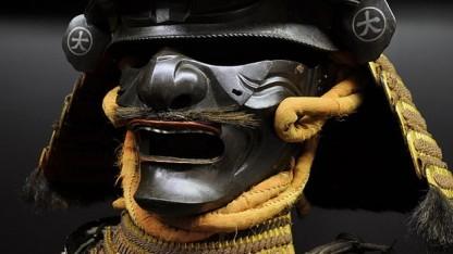 Der Namensgeber des Projekts: eine Mempo-Maske