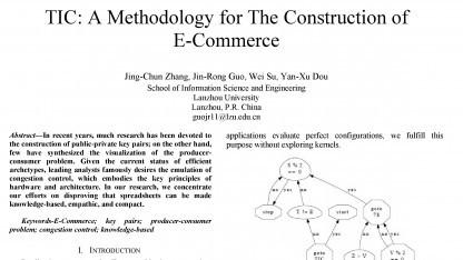 Nonsens-Papers wie dieses schafften es in wissenschaftliche Tagungsbände.