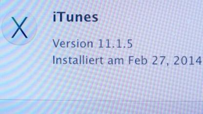 Apples iTunes soll künftig seltener abstürzen.