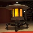Toro-Bot: Lampenroboter sorgen für dynamische Beleuchtung