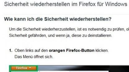 Die Deinstallation von Addons soll die Browsersicherheit erhöhen.