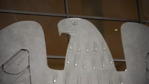 Bundesadler im Deutschen Bundestag