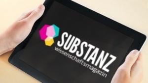 Wissenschaftsmagazin Substanz: wöchentlich als kostenpflichtige App