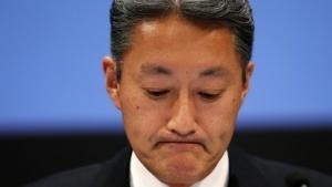 Sony-Chef Kazuo Hirai am 6. Februar 2014