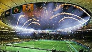 Artwork von Fifa Fussball-Weltmeisterschaft Brasilien 2014