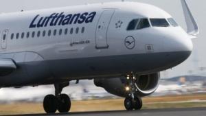Lufthansa Airbus A 320
