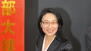 HTC-Chefin Cher Wang