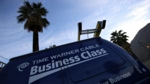 Wagen von Time Warner Cable