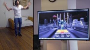 Nagual Dance mit Kinect: Tanz deine Musik!