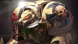 Artwork von Space Hulk Deathwing
