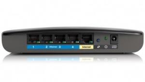Router wie dieser E2500 sind von einem Wurm angreifbar - bald vielleicht auch ohne Internet.