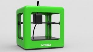 Micro 3D Printer: Rahmen aus kohlenstofffaserverstärktem Kunststoff