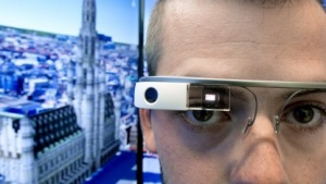 Belgischer Google-Glass-Nutzer