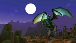 Screenshot aus Cataclysm, der dritten WoW-Erweiterung