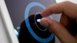 Touchscreen fürs Auto: tolerant gegenüber Schlangenlinien