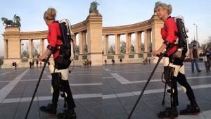 Exoskelett: 3D-Scans von Beinen und Rücken