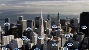 San Francisco könnte viele kleine pCells erhalten.