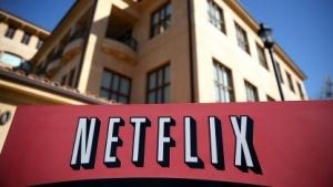 Netflix-Gebäude in Los Gatos, Kalifornien