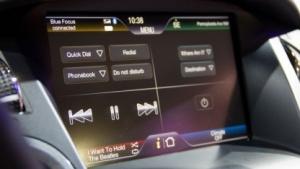 Ford Sync (auf der Ifa in Berlin 2011): einfach von Microsoft auf  Blackberry umstellen
