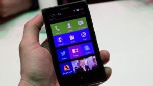 Nokias Nokia X+