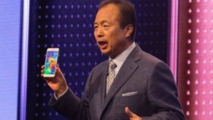 Samsungs Galaxy S5