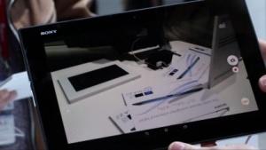Sonys neue Xperia Z2 Tablet