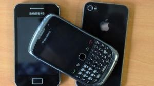 Ältere Smartphones