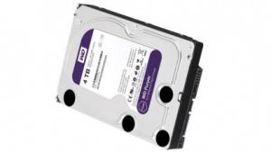 Die WD Purple mit 4 TByte