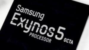 Der Exynos 5 Octa kombiniert je vier A15- und vier A7-Kerne.