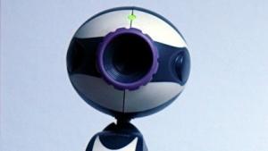 Achtung Webcam: Der britische Geheimdienst könnte die Bilder mitschneiden.