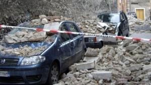Erdbebenfolgen in L'Aquila