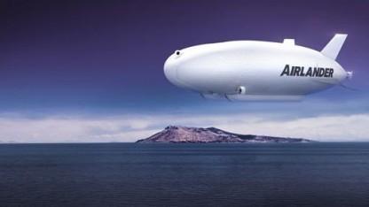 HAV 304 Airlander: länger als Airbus A-4380 oder Boeing 747