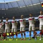 Fifa WM 2014 Brasilien angespielt: Mit Schweini & Co. nach Südamerika