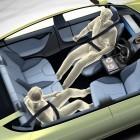 Rinspeed Xchange: Das Auto der Zukunft ist gemütlich
