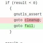 GnuTLS: Fehlerhafte Zertifikate akzeptiert
