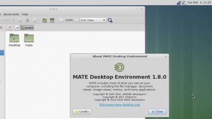 Mate Desktop 1.8 ist erschienen.