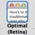 Apple: OS X 10.9.3 macht 4K-Bildschirme zu Retina-Displays
