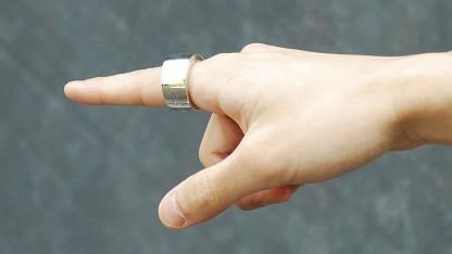 Logbars Bluetooth-Ring