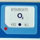 O2-Triple-SIM: Eine SIM-Karte, drei Formate