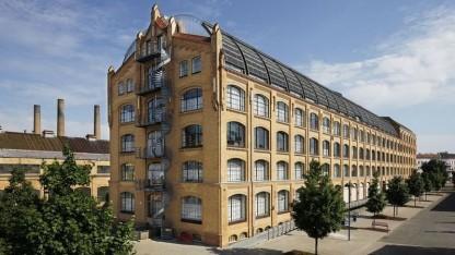 Gebäude der HTW Berlin