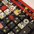 Jason Alleman: Tastatur aus Lego