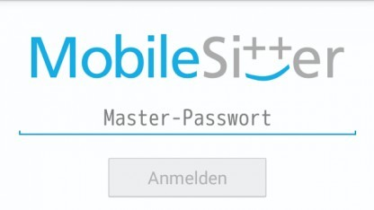 Mobilesitter für Android