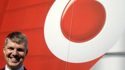 Vodafone-Chef Jens Schulte-Bockum investiert in Netzausbau.