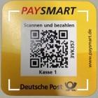Paysmart: Mobiles Bezahlen mit der Deutschen Post