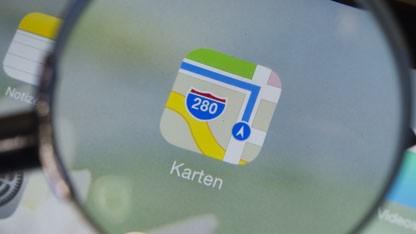 Kameraautos für Apple Maps sollen Daten verbessern.
