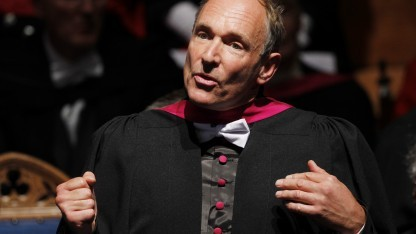 Tim Berners-Lee im September 2013
