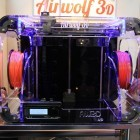 3D-Drucker: Airwolf3D, der Multimaterial-Drucker